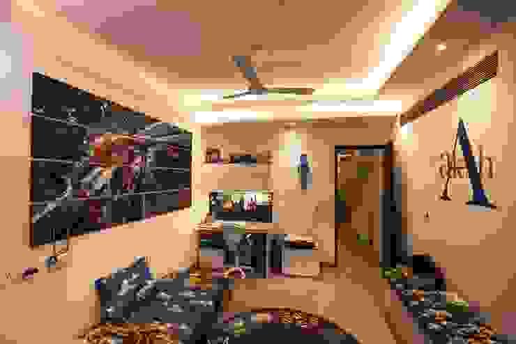 Kids Bedroom - Residence at The Belaire, Golf Course Road The Workroom Modern nursery/kids room