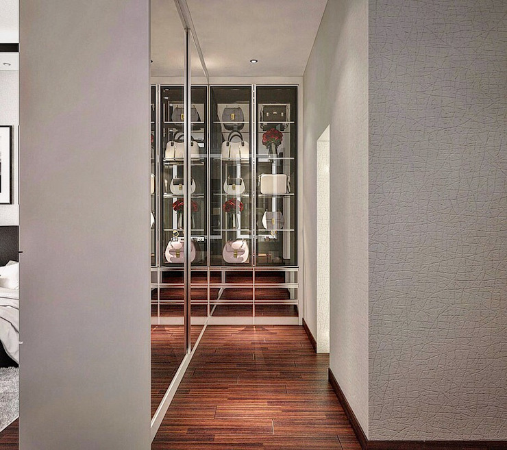 Modern Dressing Room by Lighthouse Architect Indonesia Modern