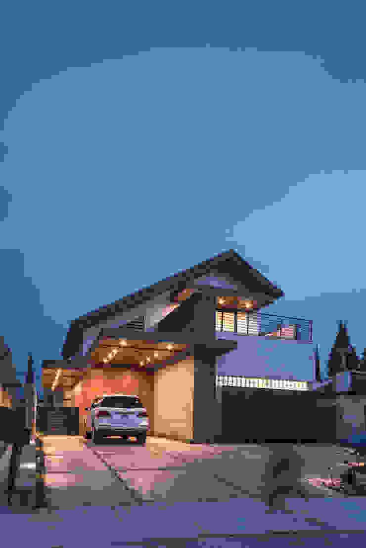 Nowoczesne domy od HADVD Arquitectos Nowoczesny