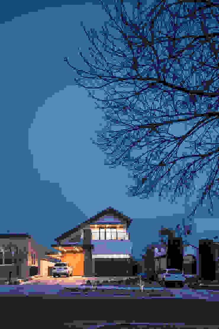 Casas modernas de HADVD Arquitectos Moderno