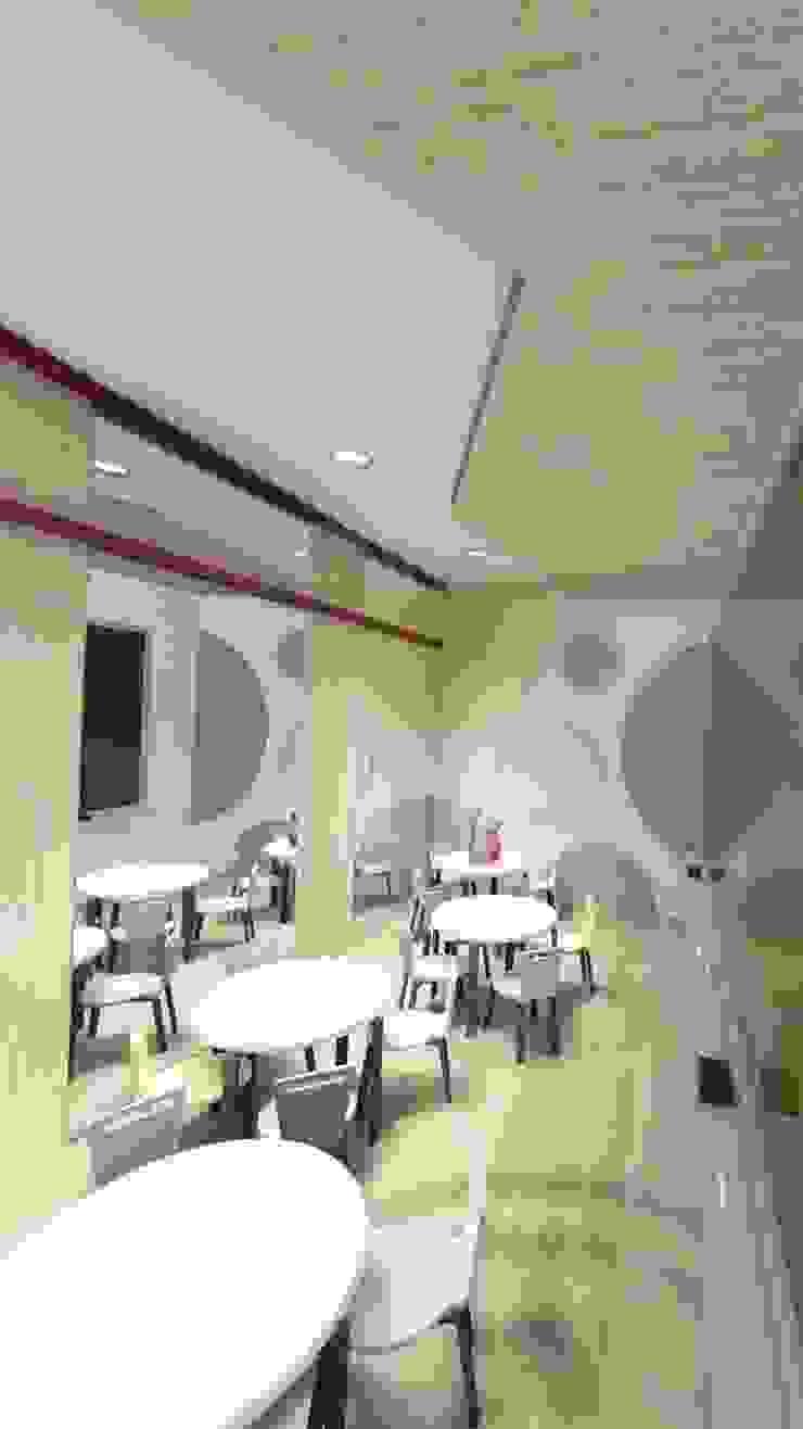 Classroom by Structura Architects Modern Limestone