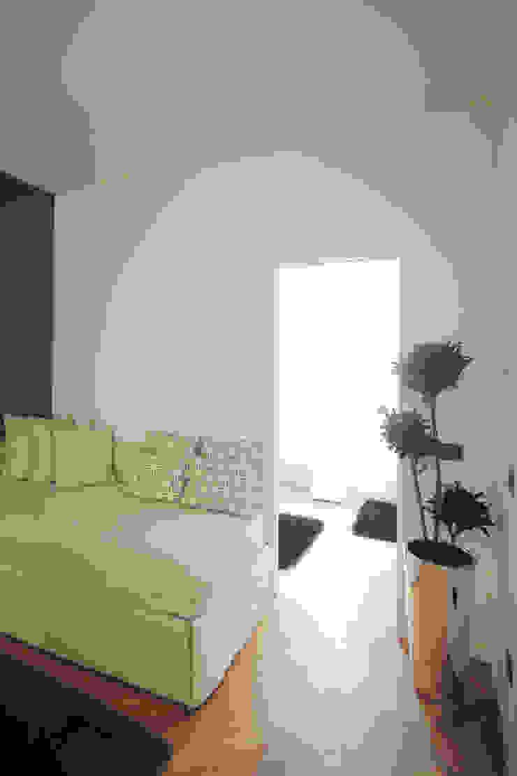 luigi bello architetto Modern style bedroom