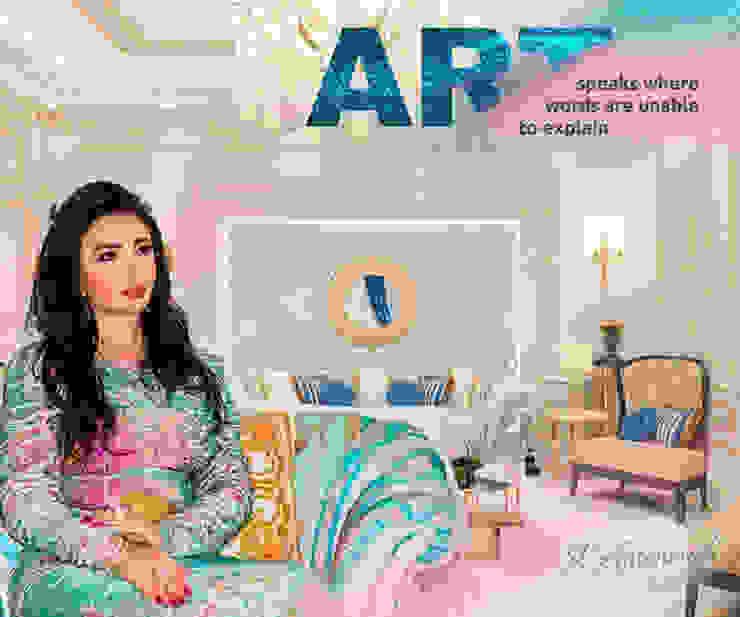 Impressive Living and Dining Room Interior by Luxury Antonovich Design