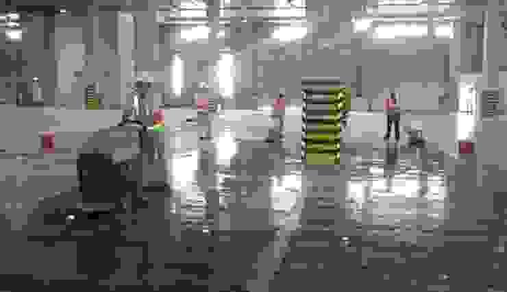 Dịch vụ vệ sinh công nghiệp và những lợi ích mà nó mang lại Kiến Trúc Xây Dựng Incocons