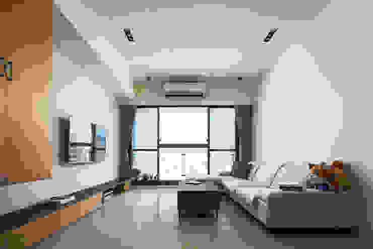 築室室內設計 Modern media room