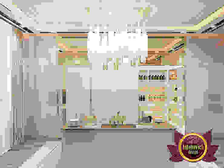 Best Modern Kitchen Interior Design by Luxury Antonovich Design