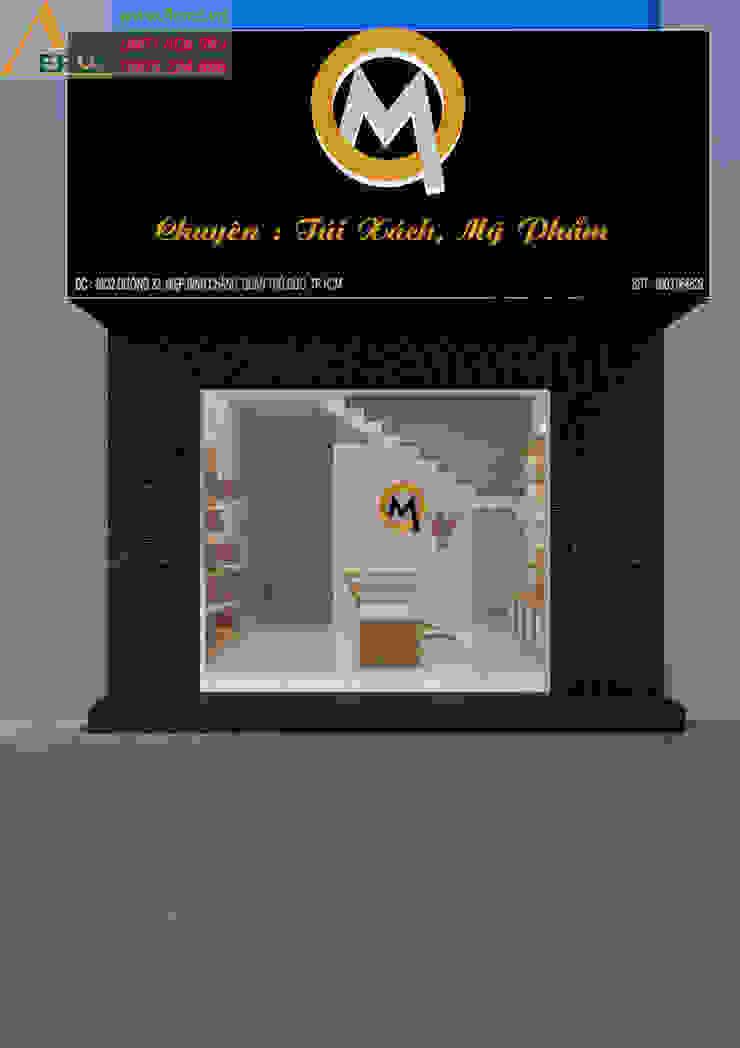 Thiet Ke Thi Cong Cua Hang Tui Xach M Tai Thu Duc bởi xuongmocso1 Hiện đại