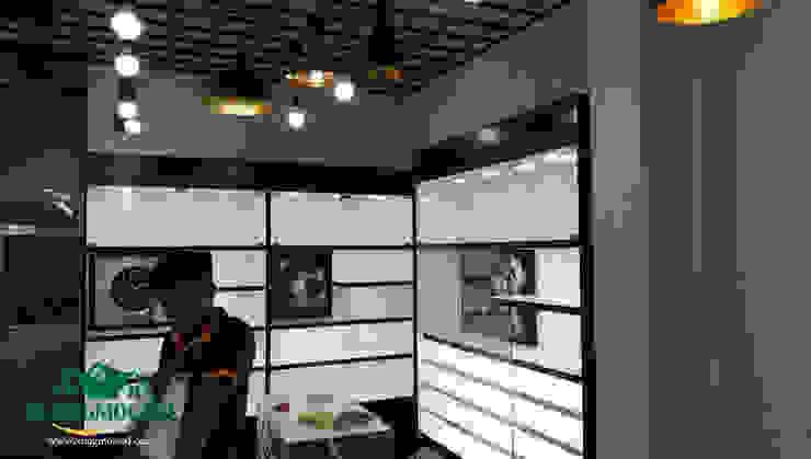 Thiet Ke Thi Cong Shop Dong Ho AZ Tai Quan 1 bởi xuongmocso1 Hiện đại