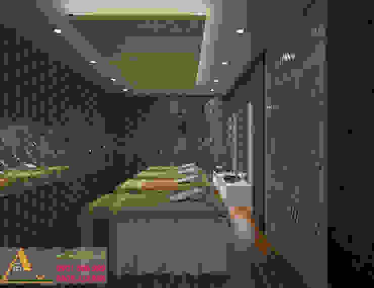 Thiet Ke Thi Cong Spa Calla Quan 12 bởi xuongmocso1 Hiện đại