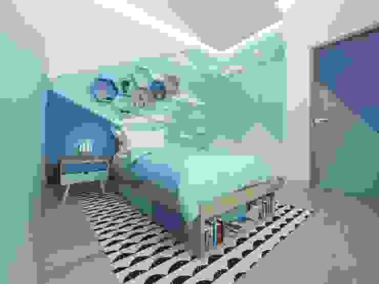 kamar tidur anak : Kamar Tidur oleh viku,