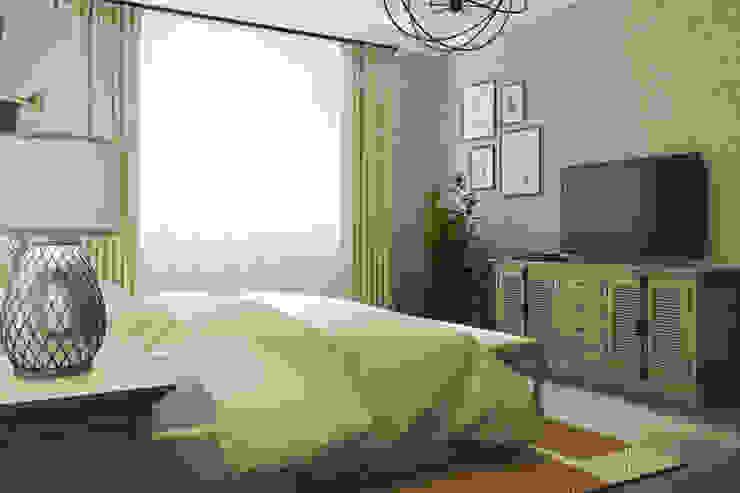 Be In Art Camera da letto in stile classico