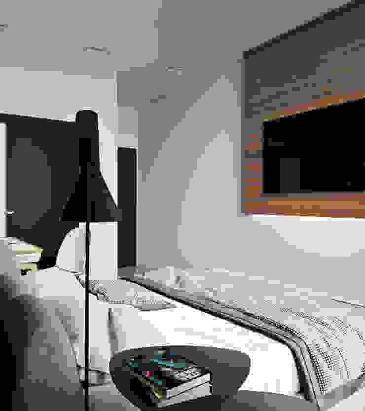 Be In Art Camera da letto eclettica