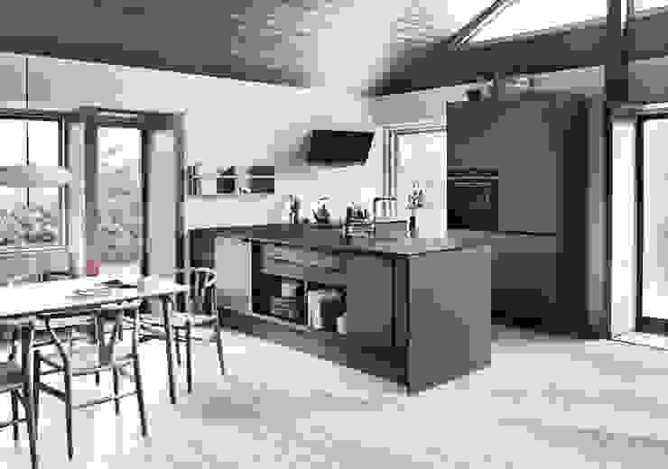 Prato Grey van Kvik Keuken, Badkamer & Garderobe Scandinavisch