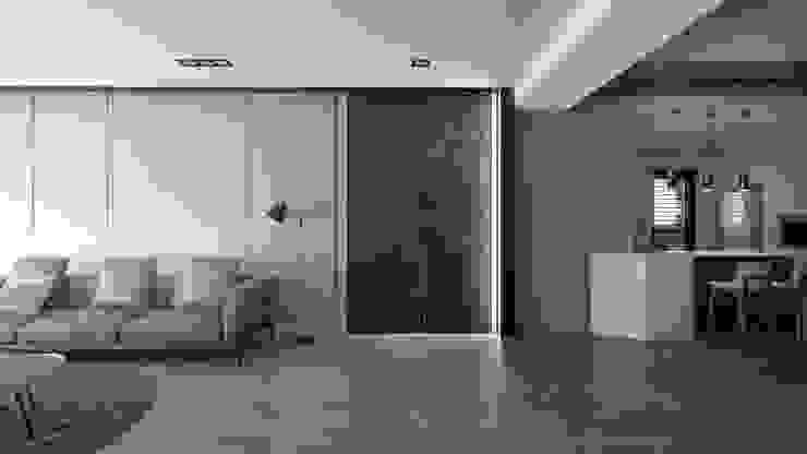 公領域特色 根據 極簡室內設計 Simple Design Studio 現代風