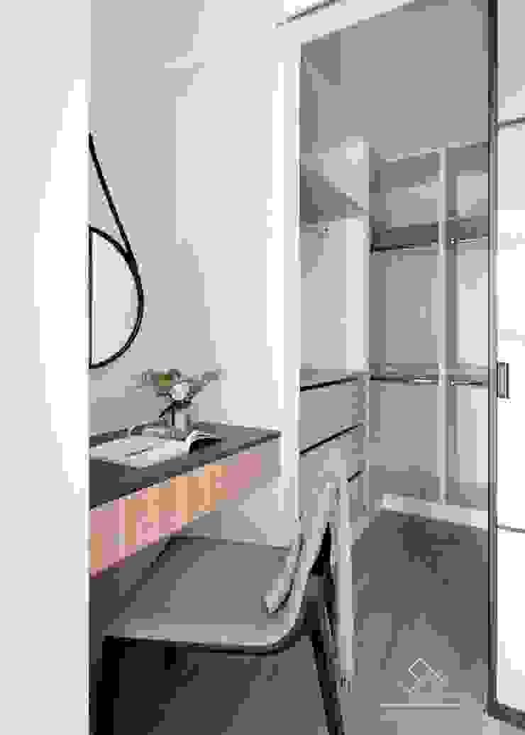 客臥收納 根據 極簡室內設計 Simple Design Studio 現代風