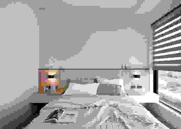 客臥設計 根據 極簡室內設計 Simple Design Studio 現代風
