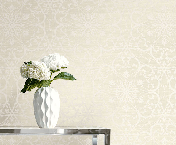 KITSON SK Concept Duvar Kağıtları Klasik Duvar & Zemin Bej