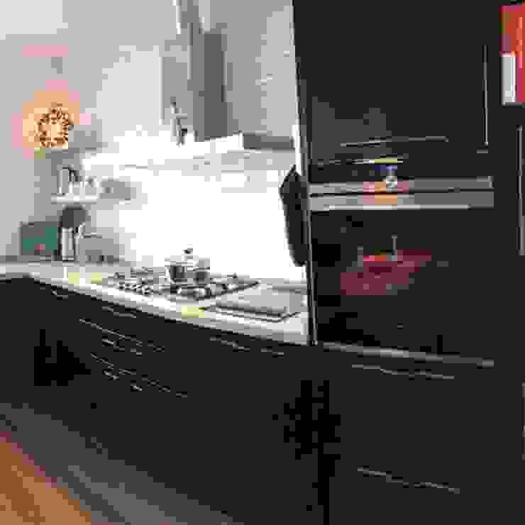 Mira Cocinas, S.C. Industrial style kitchen