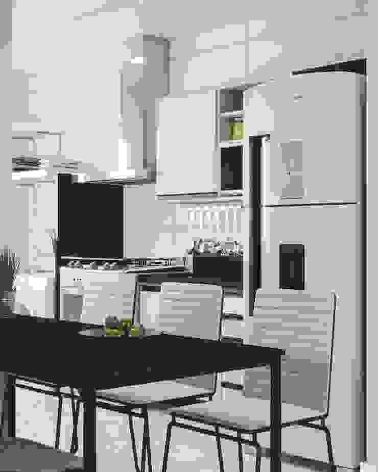 Arantes Arquitetura Weiß