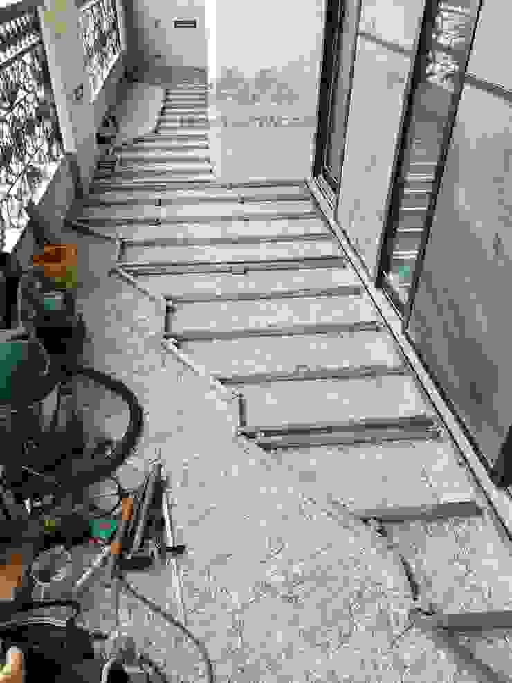 多邊形骨架 根據 新綠境實業有限公司 日式風、東方風 鐵/鋼