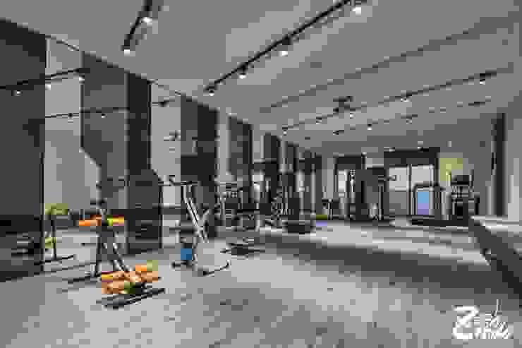 山之音 - 住宅空間 Zendo 深度空間設計 健身房