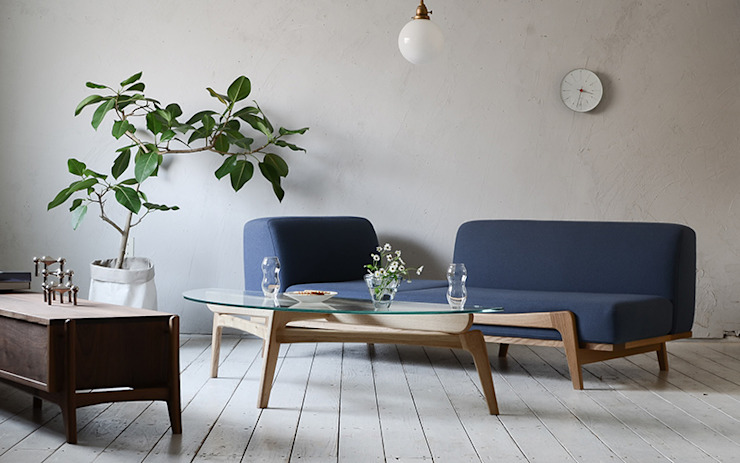 Luu sofa: グリニッチが手掛けたスカンジナビアです。,北欧