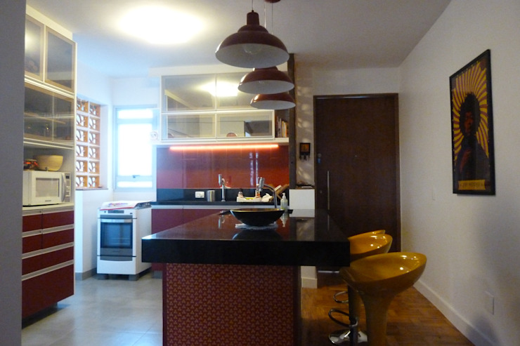 Arquitetura FPA ห้องครัว