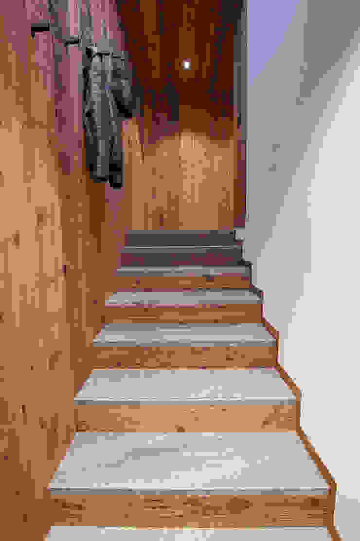Casa Maloja BEARprogetti - Architetto Enrico Bellotti Scale