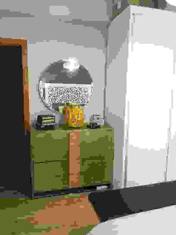 Moradia Algarve 2017 Atelier Ana Leonor Rocha QuartoCómodas