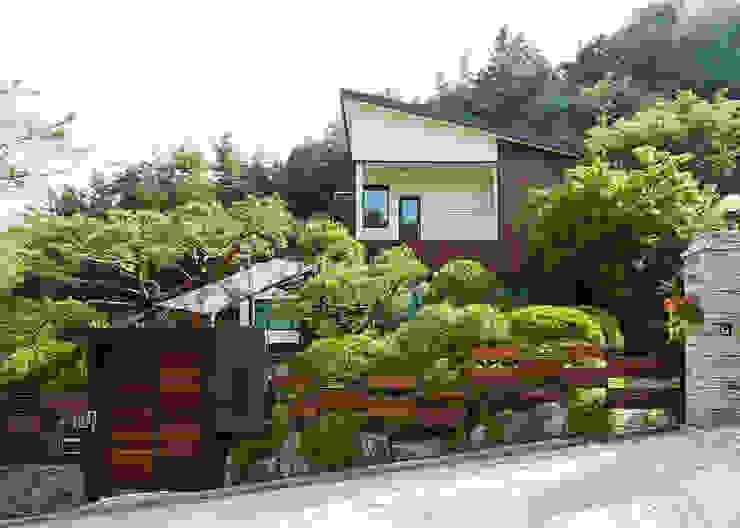 HOUSE 외관 by AVANT DESIGN GROUP