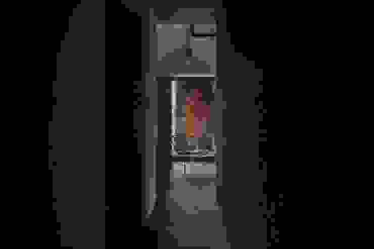 ทางเดินแบบเอเชียห้องโถงและบันได โดย ALTS DESIGN OFFICE เอเชียน