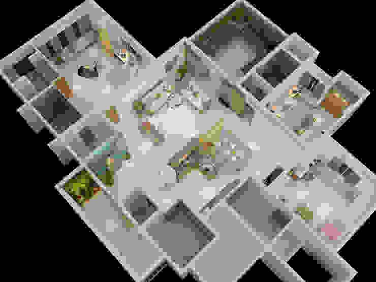 Casas pequeñas de estilo  por Designs Combine , Moderno