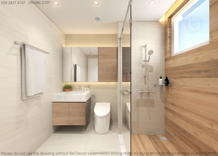 HO1885 Apartment – Bel Decor bởi Bel Decor