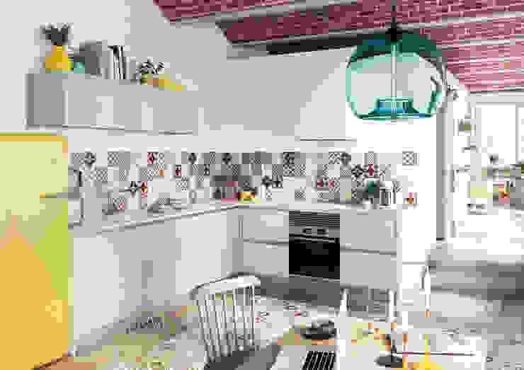 現代  by TPC Instalación de cocinas en Parets del Vallès, 現代風