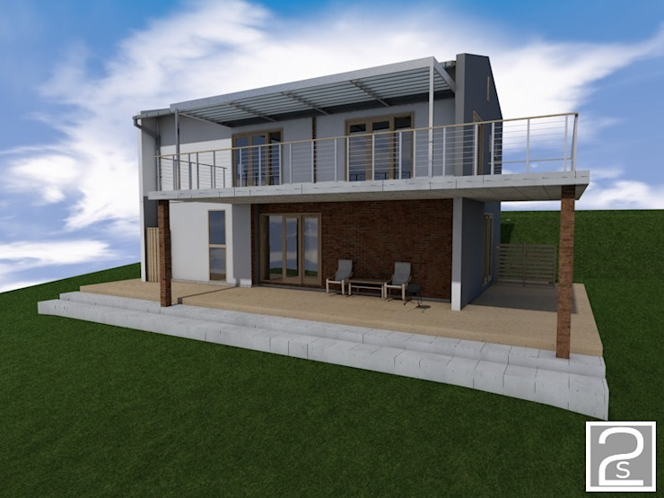 Proposed Holiday home exterior by Second Studio Design