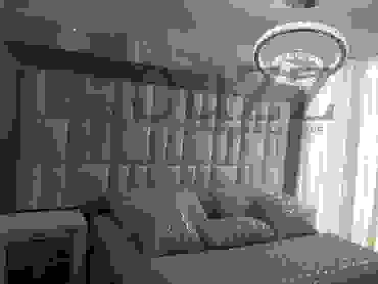 Habitación Principal Habitaciones modernas de Deko Houzz Moderno Derivados de madera Transparente