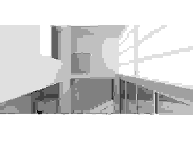 modern  by 건축사사무소 모뉴멘타, Modern