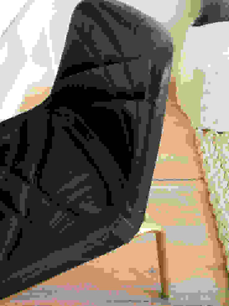 Sala Comum MUDA Home Design Salas de estar escandinavas