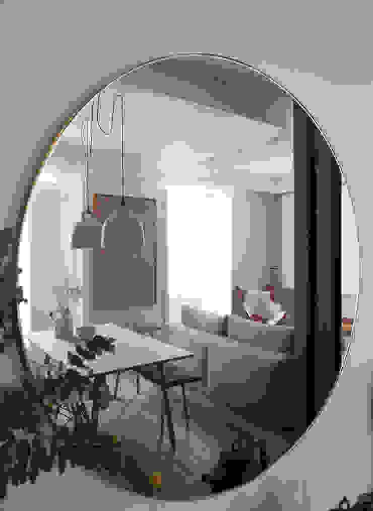 MUDA Home Design Scandinavian style dining room
