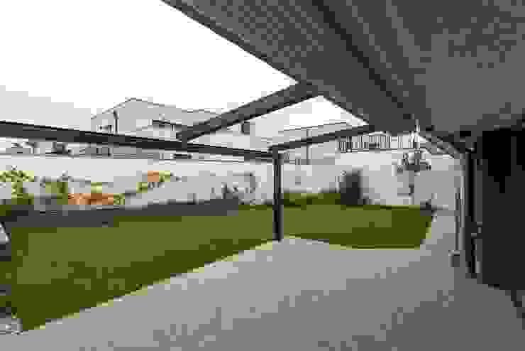 PERGOLA A.Ş. Modern Conservatory Aluminium/Zinc Grey