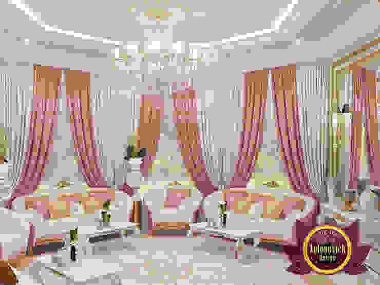 Quality Luxury Majlis for Women in UAE by Luxury Antonovich Design