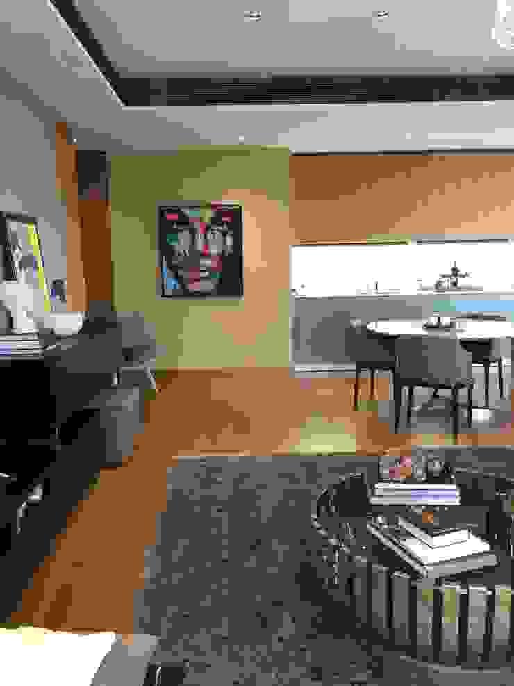 Livings de estilo moderno de Sonraki Mimarlık Mühendislik İnş. San. ve Tic. Ltd. Şti. Moderno