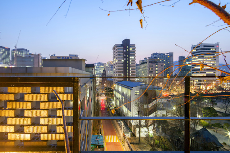 (주)건축사사무소 더함 / ThEPLus Architects สวน