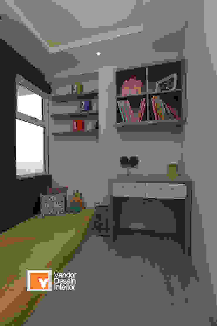 Kamar tidur anak Oleh PT Solusi Eka Optima Minimalis