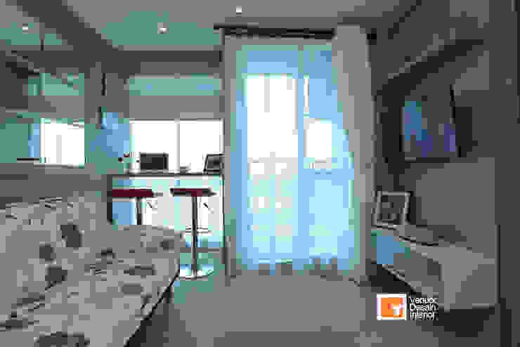 Ruang Utama Ruang Keluarga Minimalis Oleh PT Solusi Eka Optima Minimalis