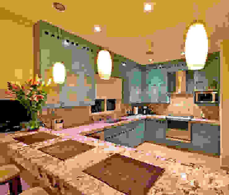 Casa Rosa Modern kitchen by AC Construcciones Modern