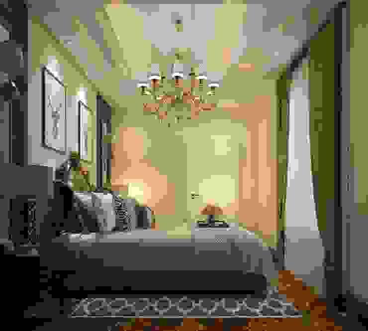 yatak odası Klasik Yatak Odası Derya Malkoç İç Mimarlık Klasik