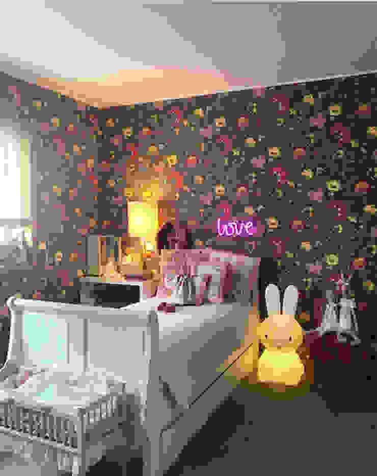 Gavetão- Decoração de Interiores Girls Bedroom Wood Pink