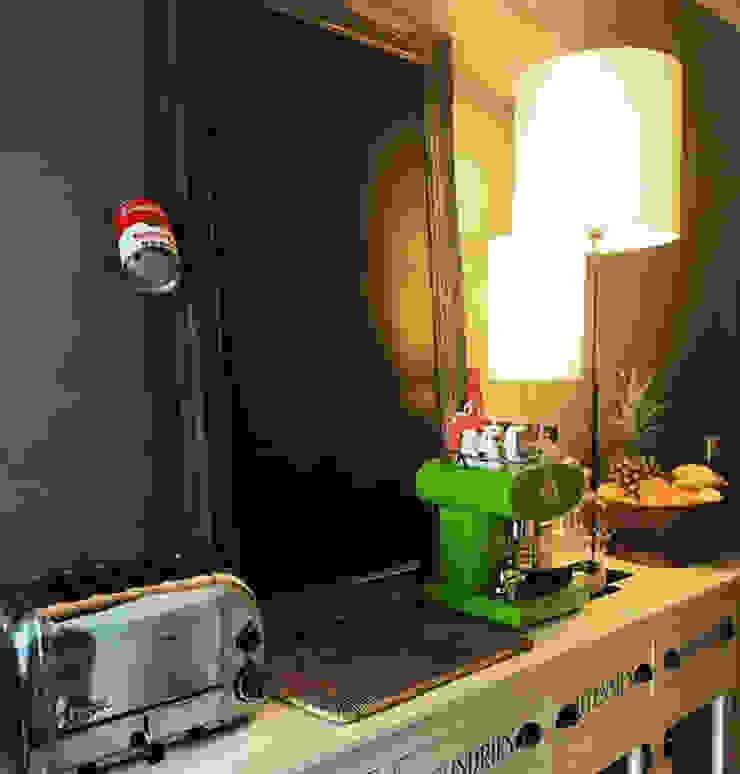 Gavetão- Decoração de Interiores Kitchen units Concrete White