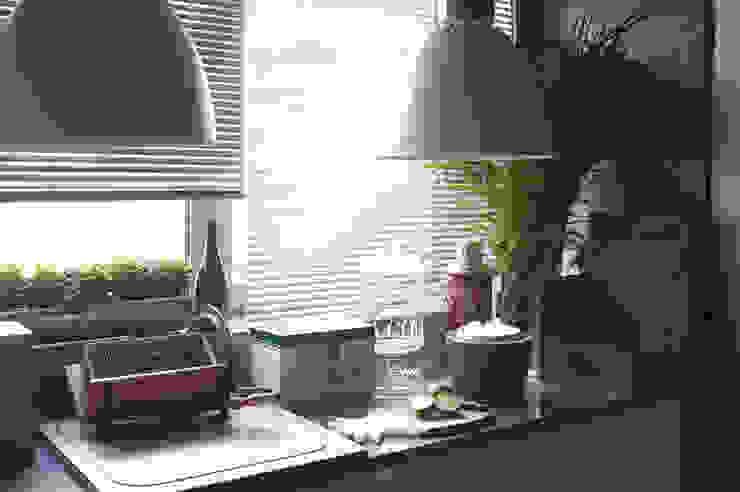 Gavetão- Decoração de Interiores Kitchen units Stone White